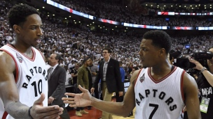 Les Raptors plus en vie que jamais