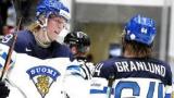Patrik Laine et Mikael Granlund, championnat du monde de hockey 2016