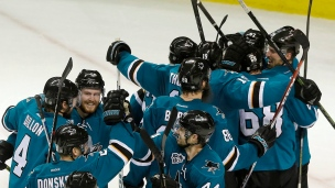Top-5 : Buts des Sharks en séries