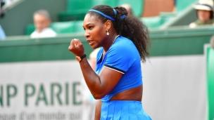 Serena facilement au 3e tour
