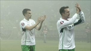 Le parcours de l'équipe irlandaise