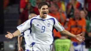 L'incroyable parcours de la Grèce en 2004