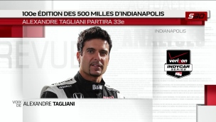 Tagliani confiant malgré sa 33e place