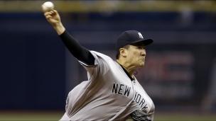 Yankees 4 - Rays 1
