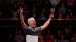 John McEnroe va conseiller Milos Raonic
