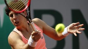 Suarez Navarro élimine Cibulkova