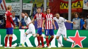Sergio Ramos ouvre la marque!