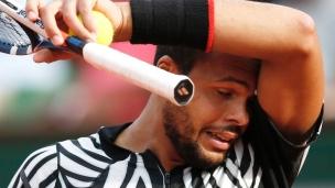 Tsonga se retire du tournoi