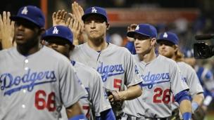Dodgers 9 - Mets 1