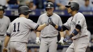 Yankees 2 - Rays 1