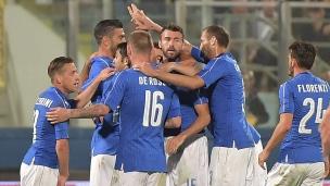 Italie 1 - Écosse 0