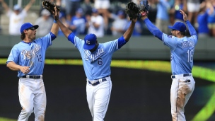 White Sox 4 - Royals 5