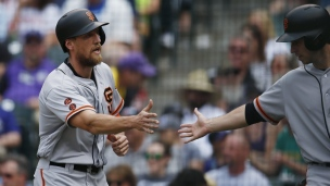 Giants 8 - Rockies 3
