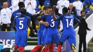 France 3 - Cameroun 2