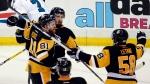 Les Penguins arrachent le premier match