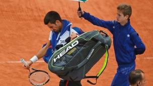 Djokovic et Bautista Agut doivent attendre