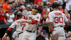 Red Sox 6 - Orioles 2