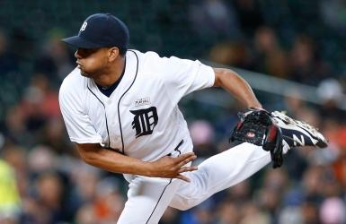 Les Tigers ont libéré Francisco Rodriguez