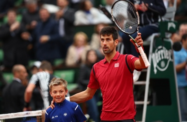 R.-G. : Novak Djokovic passe en demi-finales