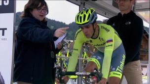 Contador renoue avec la victoire