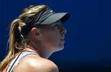 La suspension de Sharapova est réduite
