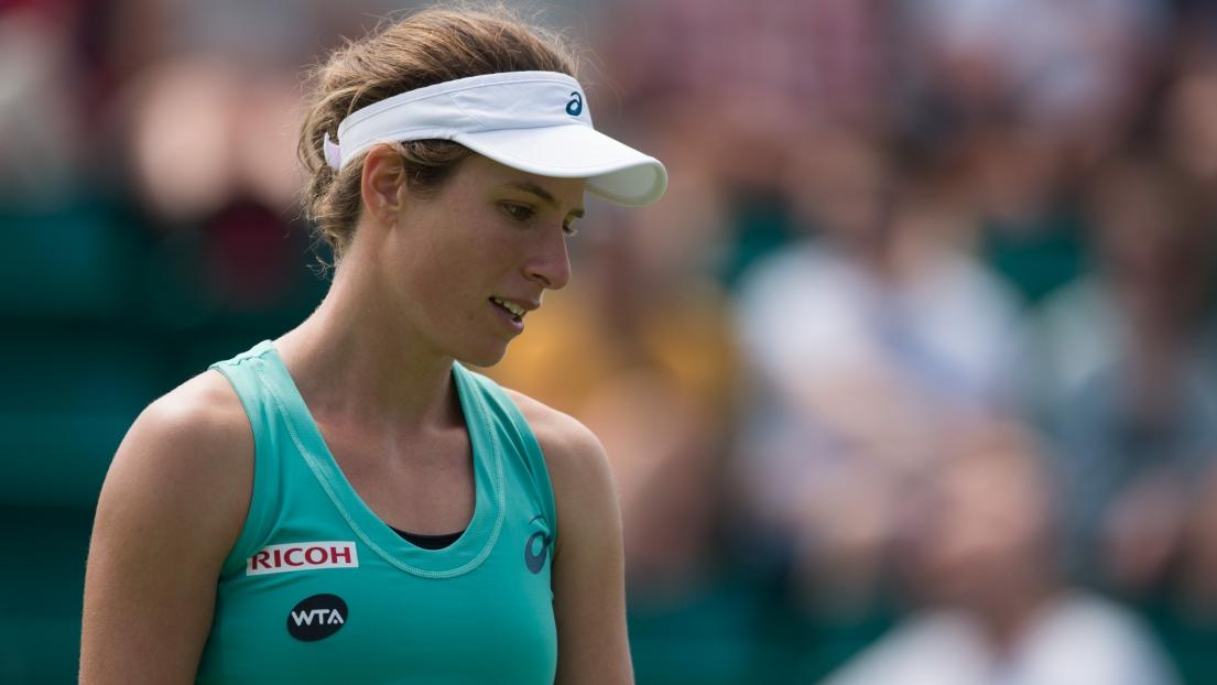 Wozniacki rejoint Pliskova en finale