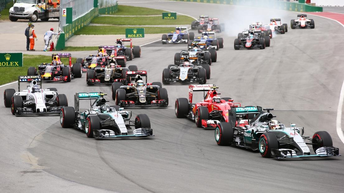 Il y aura un Grand Prix à Montréal en 2017