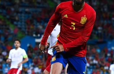Pique prendra sa retraite internationale en 2018