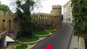 Un circuit urbain unique en Azerbaïdjan