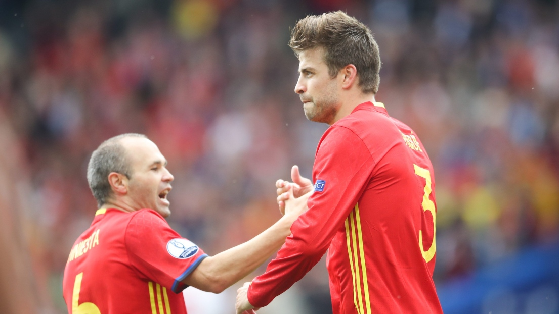 La Russie élimine l'Espagne aux tirs au but