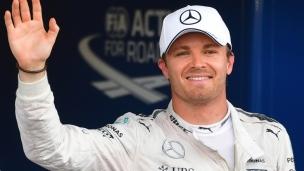 Rosberg en tête, bris mécanique pour Hamilton
