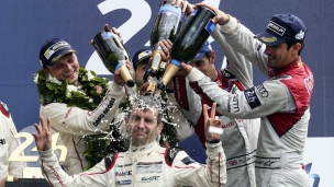 Porsche remporte les 24h du Mans