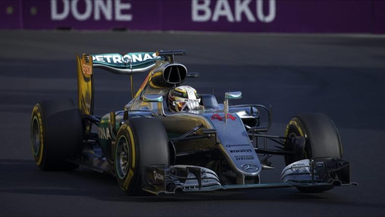 Formule 1 : Le jour et la nuit entre Nico Rosberg et Lewis Hamilton au Grand Prix d'Europe