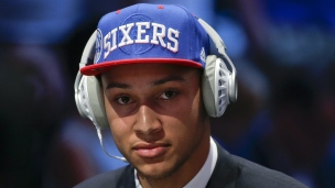 Ben Simmons, suivi de Brandon Ingram
