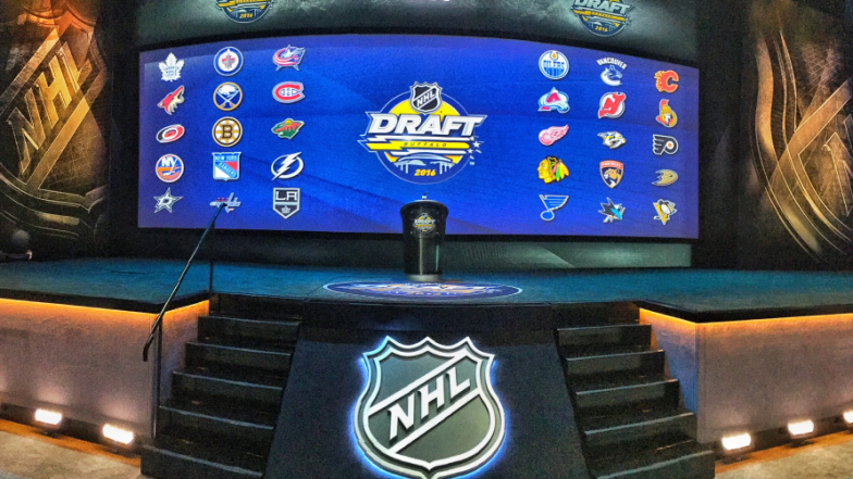 Le repêchage LNH 2016 à Buffalo