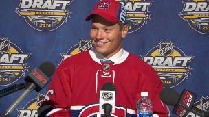 « Montréal est une ville de hockey »