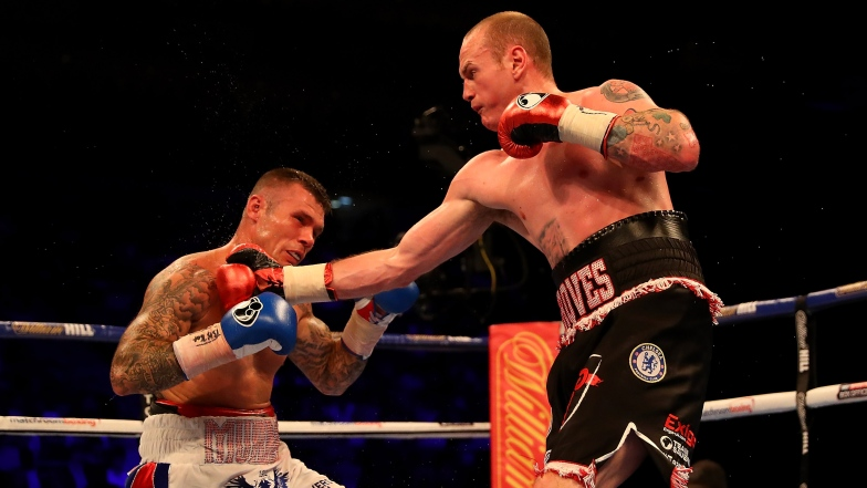 Martin Murray et George Groves