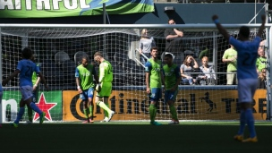 Sounders 0 - NYC FC 2