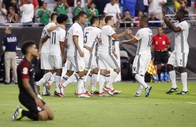Copa America : les É.-U. au pied du podium