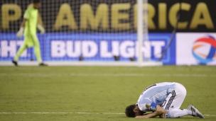 Le Chili répète l'exploit, Messi s'écroule!