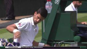 Djokovic en plein contrôle