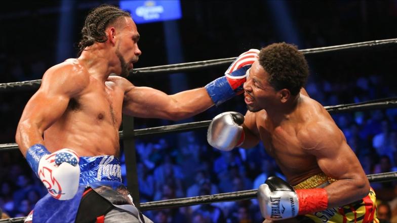 Keith Thurman contre Shawn Porter : Le combat de l'année? (Boxe)