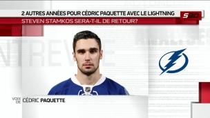 Stamkos : « Les chances sont de 50-50 »