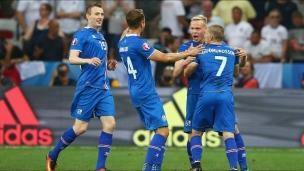 Angleterre 1 - Islande 2