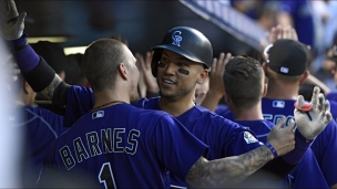 Blue Jays 5 - Rockies 9