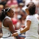 Serena Williams et Amra Sadikovic