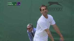 Pospisil écarté à Wimbledon