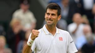 30 de suite pour Djokovic