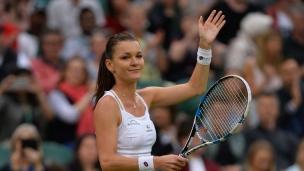 Radwanska au deuxième tour