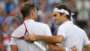 Federer met fin au rêve de Willis